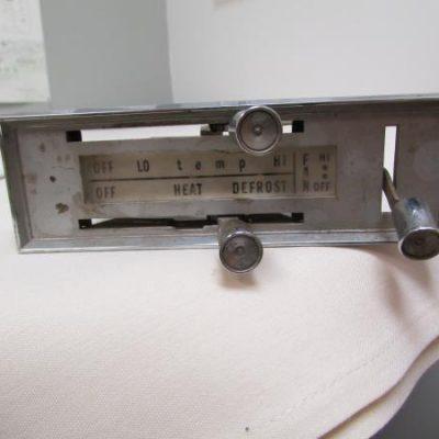 Interior Controls